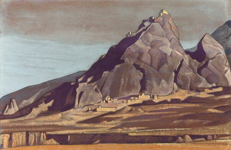 Painting by Nicholas Roerich, www.roerich.org