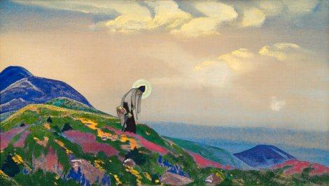 St. Panteleimon the Healer, © Nicolas Roerich